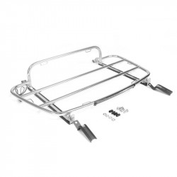 Luggage racks Mazda MX5 ND (tailor-made) - chromium