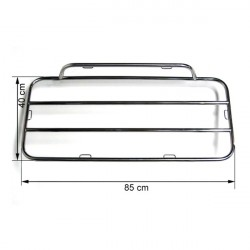 Luggage racks Mazda MX5 NB (tailor-made)