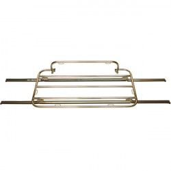 Luggage racks Mercedes SLK (R170) (tailor-made) (2000-2003)