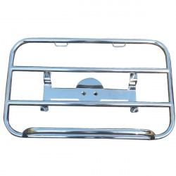 Luggage racks Fiat 500 sedan (tailor-made)
