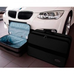 Set of luggages, taylor-made suitcases for BMW Serie 3 E93 convertible