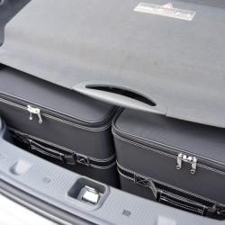 Equipaje a medida Mercedes SL (R230) descapotable