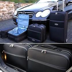 Bagagerie sur-mesure Mercedes CLK (A209) cabriolet
