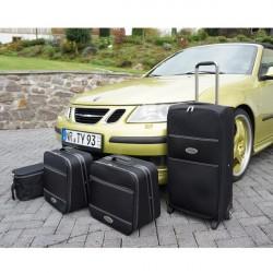 Bagagli su misura Saab 9-3 convertibile