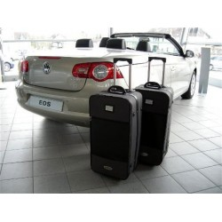 luggages, taylor-made suitcases for Volkswagen EOS convertible