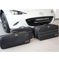 Bagagerie sur-mesure Mazda MX5 ND cabriolet