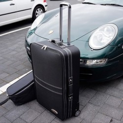 Equipaje a medida cofre trasero Porsche Cayman 987C