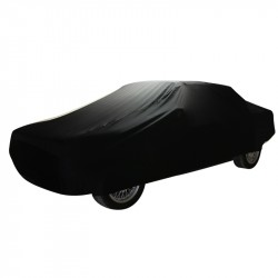 Indoor car cover for Audi A4 B6 & B7 convertible (Coverlux®) (black color)