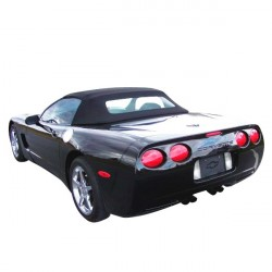 Soft top Corvette C5 convertible in Alpaca Stayfast®