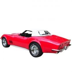 Cappotta Corvette C3 convertibile vinile