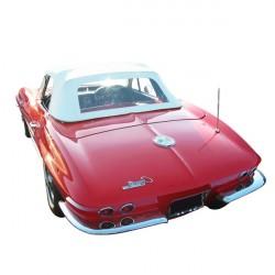 Capote Corvette C2 cabriolet Vinyle