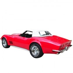 Capota Corvette C3 cabriolet Alpaca Stayfast®