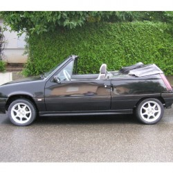 Soft top Renault R5 EBS convertible Alpaca Sonnenland - Phase 2