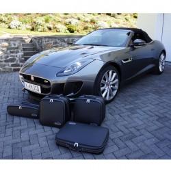Bagagli su misura Jaguar F-Type convertibile (2017)