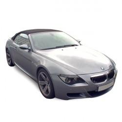 Capote BMW Série 6 E64 cabriolet Alpaga Twillfast® RPC