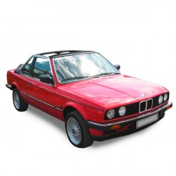 Soft top Serie 3 Baur E30 convertible Alpaca Twillfast®