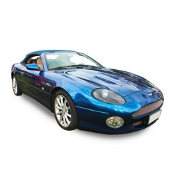 Soft top Aston Martin DB7 Volante convertible Alpaca Twillfast®