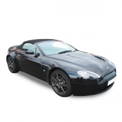 Soft top Aston Martin V8 Vantage convertible Alpaca Sonnenland A5