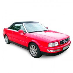 Audi 80 convertible Soft top in Alpaca Stayfast®