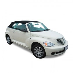 Soft top Chrysler PT Cruiser convertible in Alpaca Stayfast®