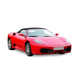 Soft top Ferrari F430 convertible Alpaca Twillfast® RPC