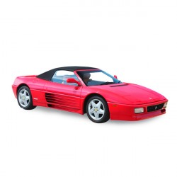 Capote Ferrari 348 Spider cabriolet Alpaga Sonnenland