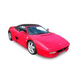 Capote Ferrari 355 Spider cabriolet Alpaga Sonnenland