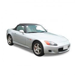 Soft top Honda S2000 convertible in Alpaca Stayfast®