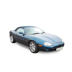 Soft top Jaguar XK8/XKR convertible Alpaca Twillfast®
