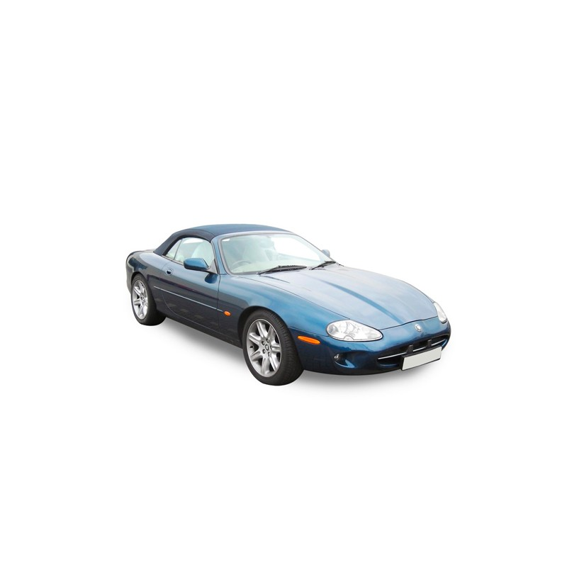 Soft top Jaguar XK8/XKR convertible Alpaca Twillfast®