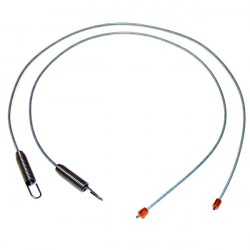 Cables laterales capota Audi TT MK1 8N