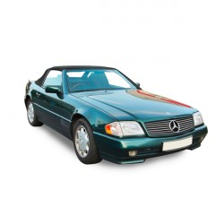 Soft top Mercedes SL (R129) convertible Alpaca Twillfast®
