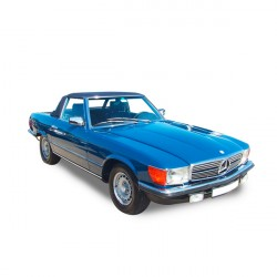 Soft top Mercedes SL (R107) convertible Alpaca Sonnenland