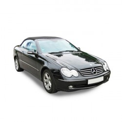 Soft top Mercedes CLK (A209) convertible Alpaca Twillfast® RPC