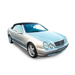 Soft top Mercedes CLK (A208) convertible Alpaca Twillfast®