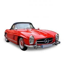Soft top Mercedes 300 SL - W198 convertible Alpaca Sonnenland
