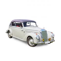 Capote Mercedes 220A - W187 cabriolet Alpaga Sonnenland