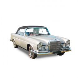 Capote Mercedes W111 cabriolet Alpaga Sonnenland