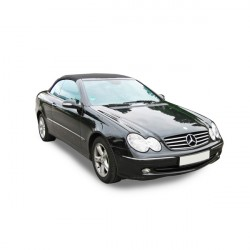 Soft top Mercedes CLK - A209 convertible Alpaca Sonnenland A5