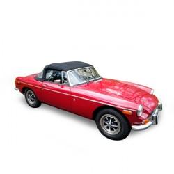 Capote MG B cabriolet Alpaga Stayfast® (1971-1976)