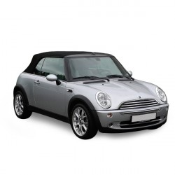 Soft top Mini Cooper R52 convertible Alpaca Twillfast® RPC