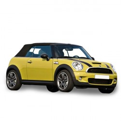 Soft top Mini Cooper R57 convertible Alpaca Twillfast® RPC