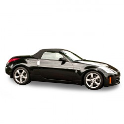 Soft top Nissan 350 Z convertible in Alpaca Stayfast®