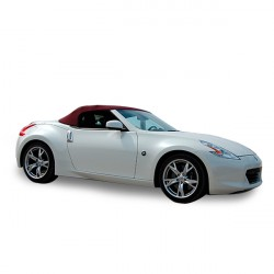Soft top Nissan 370 Z convertible in Alpaca Stayfast®