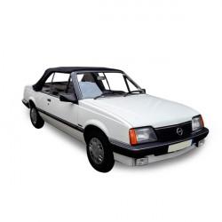 Capote Opel Ascona C cabriolet Alpaga Sonnenland