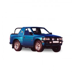 Capote Opel Frontera cabriolet Alpaga Stayfast®