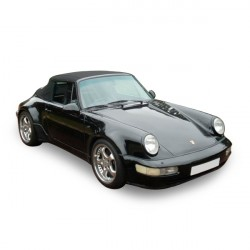 Soft top Porsche 964 convertible Alpaca Twillfast®