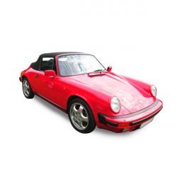 Capote Porsche 911 SC/Carrera cabriolet Alpaga Twillfast® (1983-1985)