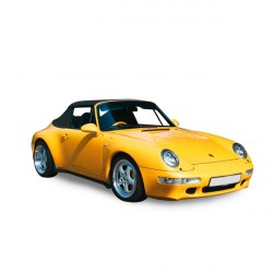 Soft top Porsche 993 convertible Alpaca Twillfast®
