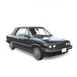 Capote Renault Alliance cabriolet Vinyle